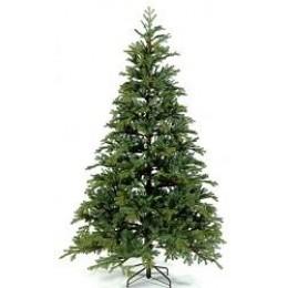 Χριστουγεννιάτικο Δέντρο Έλατο Πράσινο Plastic 2.40μ