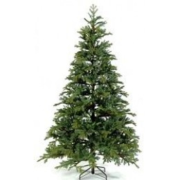 Χριστουγεννιάτικο Δέντρο Έλατο Πράσινο Plastic 2.70μ