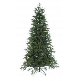 Χριστουγεννιάτικο Δέντρο Έλατο Διπλό Φύλλωμα 2.40μ