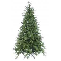Χριστουγεννιάτικο Δέντρο Έλατο Διπλό Φύλλωμα Πράσινο 2.10μ