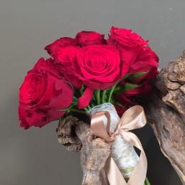 Μπουκέτο Τριαντάφυλλα Κόκκινα