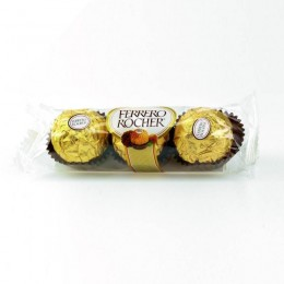 Ferrero Rocher Σοκολατάκια 3τμχ