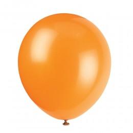 Μπαλόνι Πορτοκαλί Γυαλιστερό