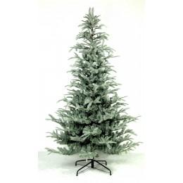 Χριστουγεννιάτικο Δέντρο Έλατο Διπλό Φύλλωμα Γκρι 2.10μ