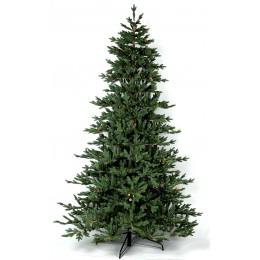 Χριστουγεννιάτικο Έλατο Plastic Φύλλωμα Κουκουνάρι 1.80μ
